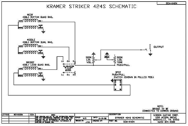 striker guitar 200stwiring diagrams guitar wiring diagrams modifications kramer striker custom fr-424cm #9